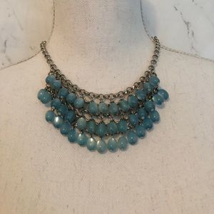 Jewelry - Light Blue Necklace NWOT